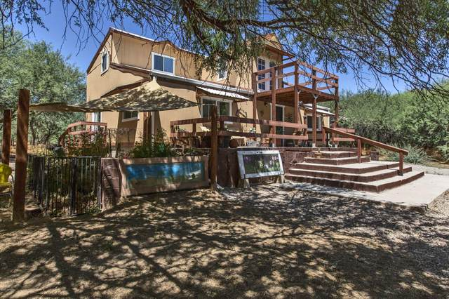 32823 S Redington Road, San Manuel, AZ 85631 (#22015285) :: Long Realty - The Vallee Gold Team