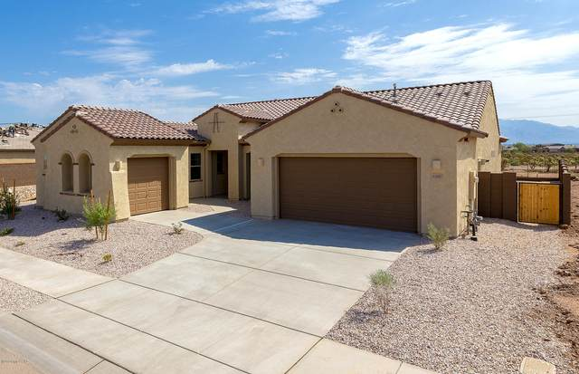 8508 N Van Cleeve Lane, Tucson, AZ 85743 (#22017309) :: Keller Williams