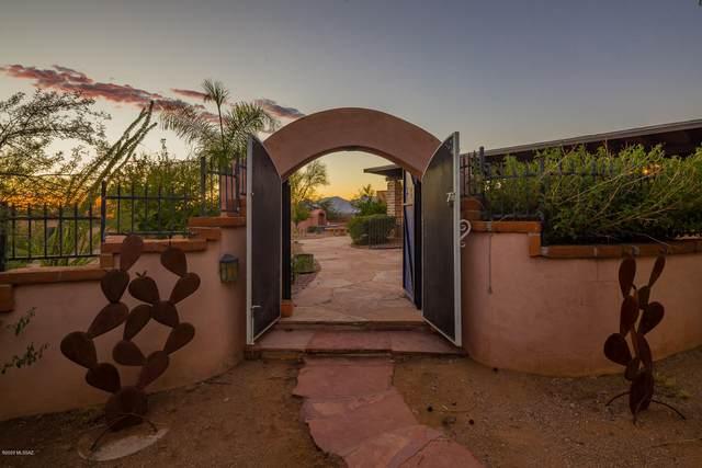 10925 E Escalante Road, Tucson, AZ 85730 (#22017571) :: The Local Real Estate Group | Realty Executives