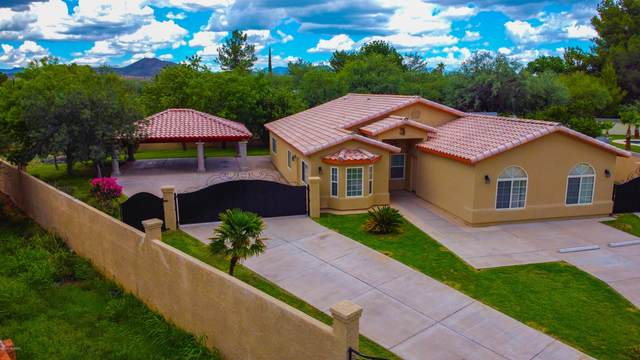3070 N Sunrise Place, Nogales, AZ 85621 (#22018039) :: Long Realty - The Vallee Gold Team