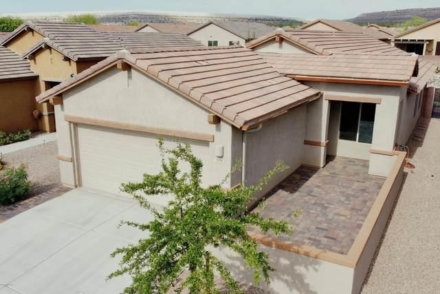 599 N Tunitcha Drive, Green Valley, AZ 85614 (#22018374) :: Long Realty Company