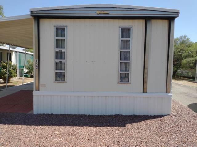 5151 N Kain Ave #153, Tucson, AZ 85705 (#22018680) :: Long Realty - The Vallee Gold Team