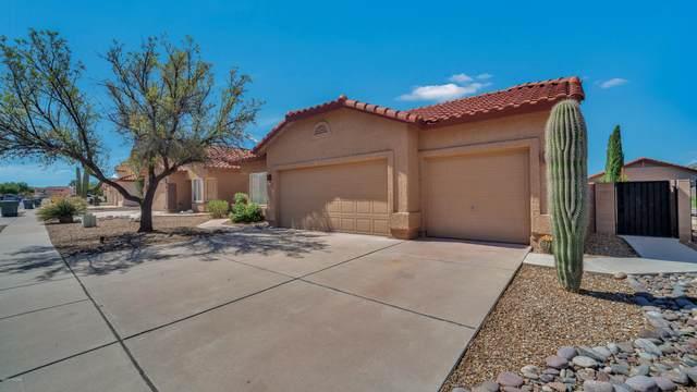 8946 E Sugar Sumac Street, Tucson, AZ 85747 (#22018687) :: Gateway Partners