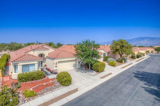 1526 W Sand Pebble Drive, Oro Valley, AZ 85737 (#22020315) :: Keller Williams
