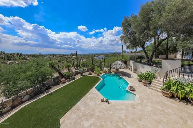 2700 E Camino A Los Vientos, Tucson, AZ 85718 (#22020982) :: eXp Realty