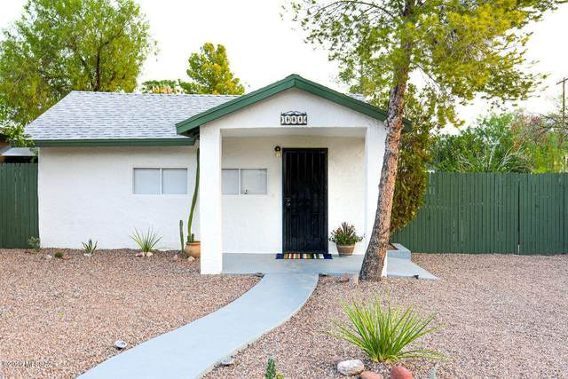 1015 E Silver Street, Tucson, AZ 85719 (#22022574) :: Long Realty - The Vallee Gold Team
