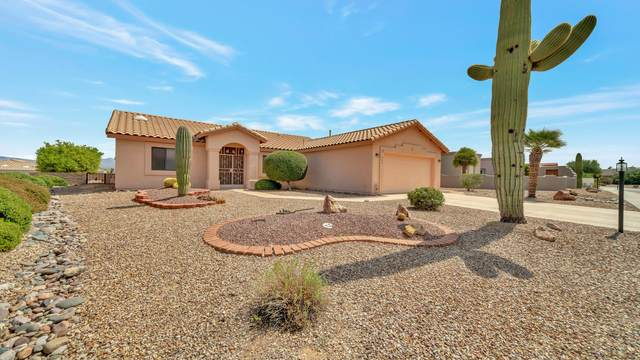 583 S Placita Plenilunio, Green Valley, AZ 85614 (#22023446) :: Long Realty - The Vallee Gold Team