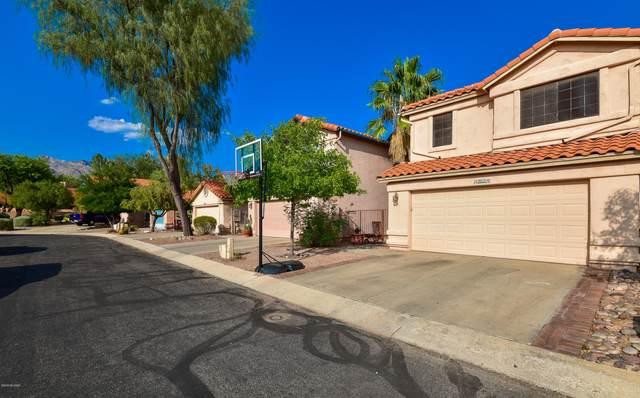 5360 N Entrada De Sabino, Tucson, AZ 85750 (#22023618) :: The Local Real Estate Group | Realty Executives