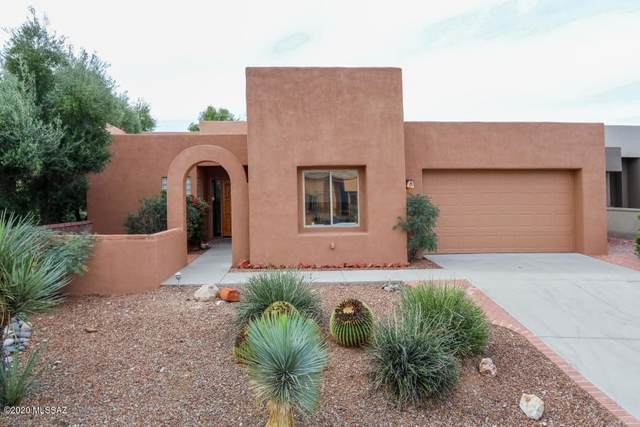 13843 N Maxfli Drive, Oro Valley, AZ 85755 (#22024483) :: Long Realty - The Vallee Gold Team