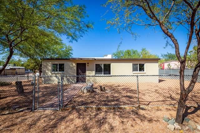 3221 E Hardy Place, Tucson, AZ 85716 (#22024787) :: Keller Williams