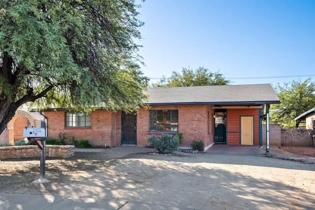 2426 E 21St Street, Tucson, AZ 85719 (#22025975) :: Long Realty Company