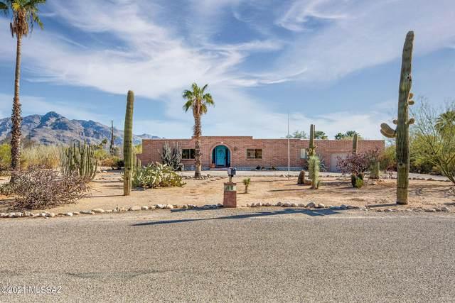 7040 N Antonietta Drive, Tucson, AZ 85704 (#22026557) :: Keller Williams