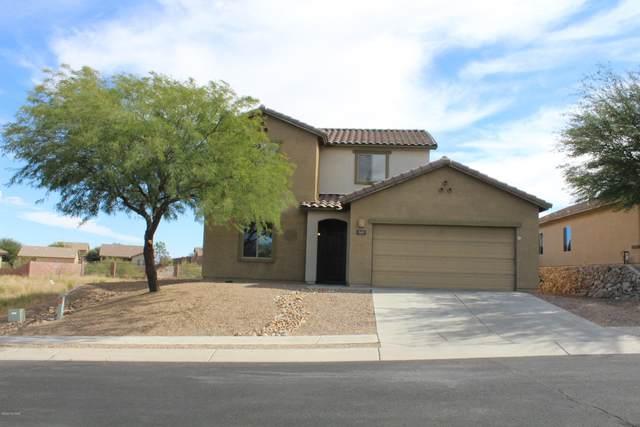 969 S White Calcites Street, Benson, AZ 85602 (#22027139) :: Keller Williams