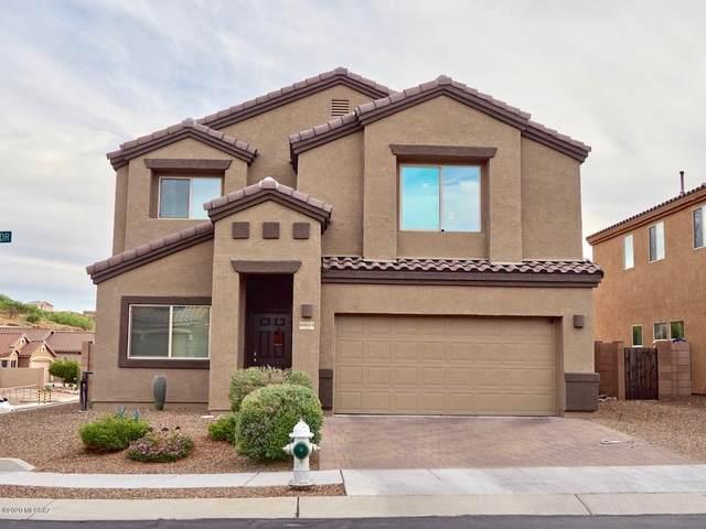 60603 E Flank Strap Drive, Tucson, AZ 85739 (#22027533) :: Long Realty Company