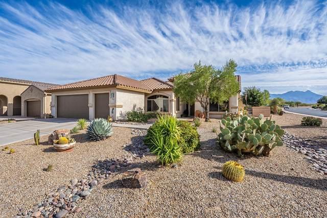 502 N Ramos Lane, Green Valley, AZ 85614 (#22028686) :: The Local Real Estate Group | Realty Executives