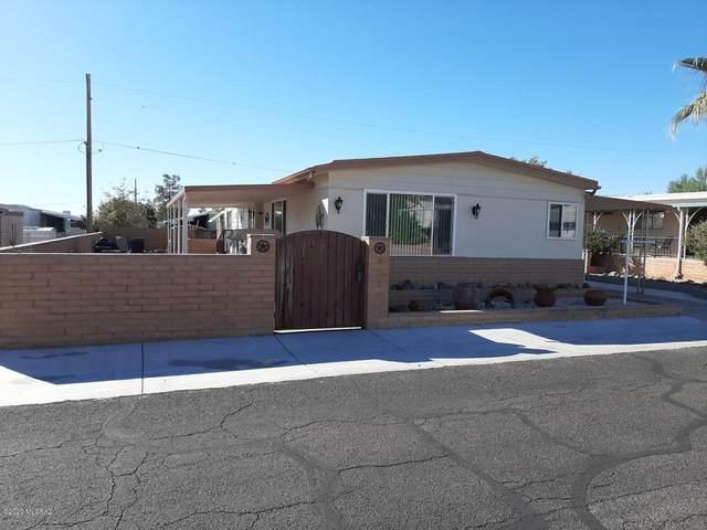 5521 W Diamond K Street, Tucson, AZ 85713 (#22029526) :: Keller Williams