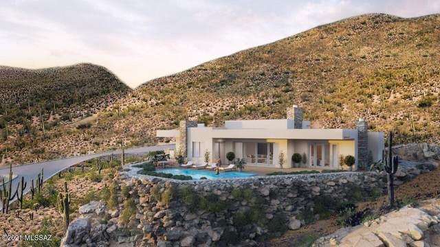 4175 W Horizon Ridge Drive, Marana, AZ 85658 (#22029924) :: Tucson Real Estate Group