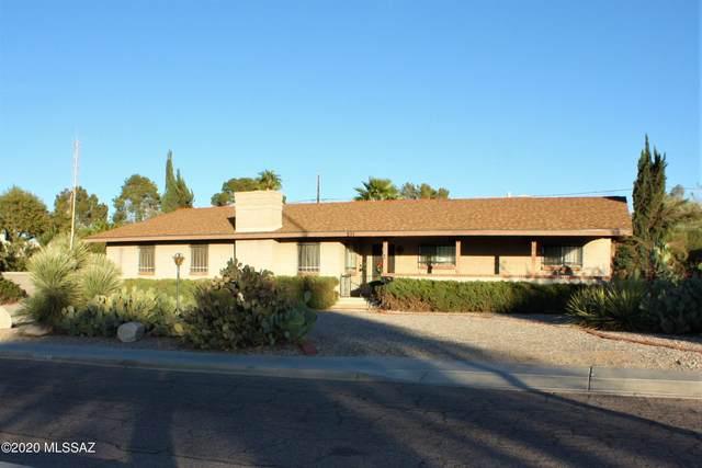 511 S Craycroft Road, Tucson, AZ 85711 (#22031393) :: Keller Williams