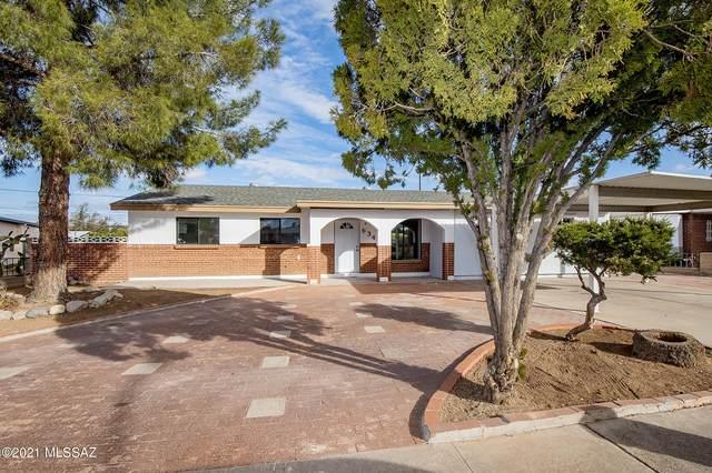 6341 E Calle Osito, Tucson, AZ 85710 (#22031723) :: Tucson Real Estate Group