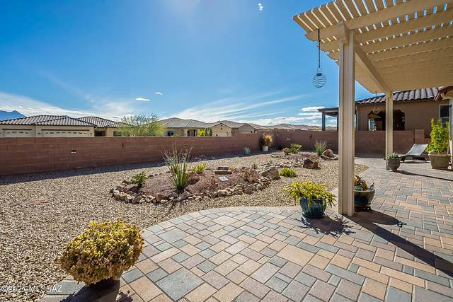 888 N Henrietta Scope Tr, Green Valley, AZ 85614 (#22101826) :: The Local Real Estate Group | Realty Executives