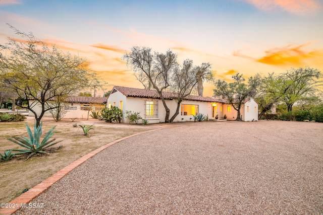 401 N Sierra Vista Drive, Tucson, AZ 85719 (#22103061) :: Gateway Partners International