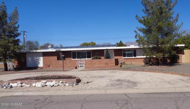 6601 E Paseo San Ciro E, Tucson, AZ 85710 (#22105909) :: Long Realty - The Vallee Gold Team
