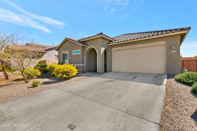 6549 W Smoky Falls Way, Tucson, AZ 85757 (MLS #22105967) :: The Property Partners at eXp Realty