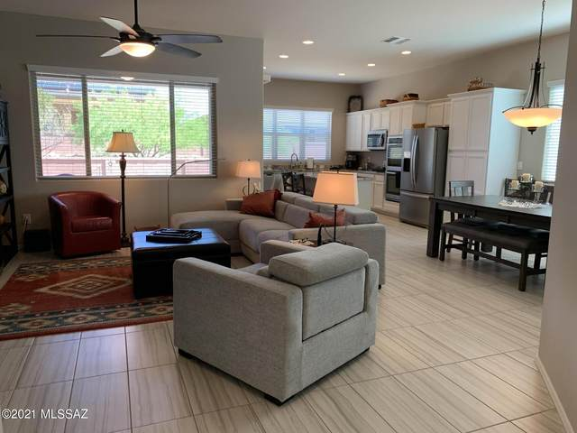 2508 W Music Mountains Drive, Green Valley, AZ 85622 (#22106405) :: Long Realty Company
