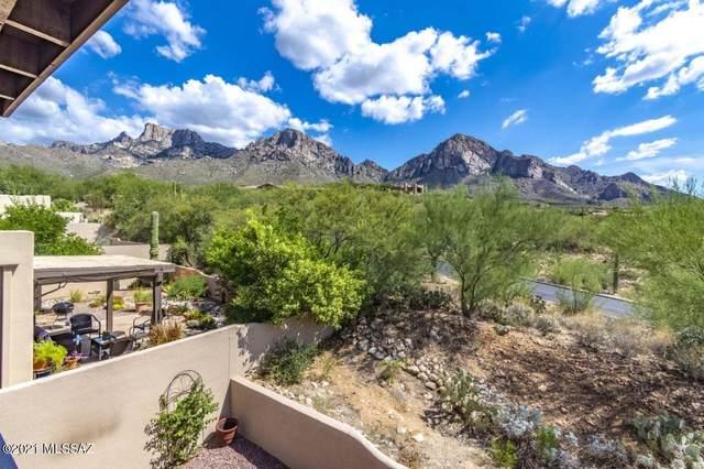1650 E Deer Shadow Lane, Oro Valley, AZ 85737 (#22106543) :: Kino Abrams brokered by Tierra Antigua Realty