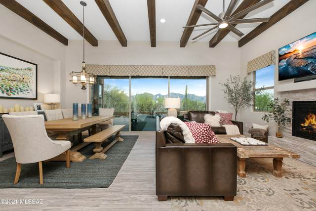 14302 N Mickelson Canyon Court, Oro Valley, AZ 85755 (MLS #22107067) :: The Luna Team