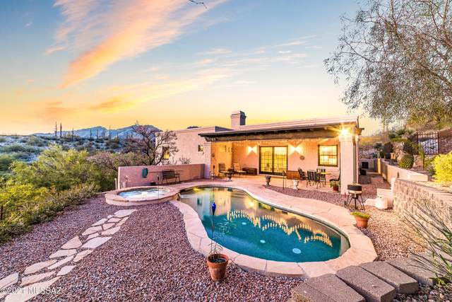 6834 E Snyder Road, Tucson, AZ 85750 (#22107137) :: Long Realty - The Vallee Gold Team