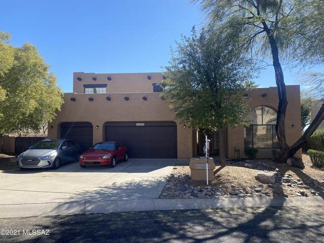 10600 N Thunder Hill Place, Tucson, AZ 85737 (#22107301) :: Keller Williams