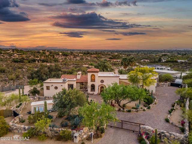 2700 E Camino A Los Vientos, Tucson, AZ 85718 (#22107302) :: Kino Abrams brokered by Tierra Antigua Realty