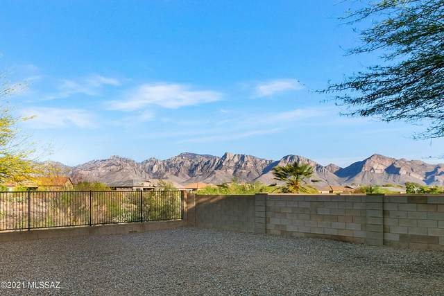 12984 N Yellow Orchid Drive, Oro Valley, AZ 85755 (#22107364) :: The Josh Berkley Team