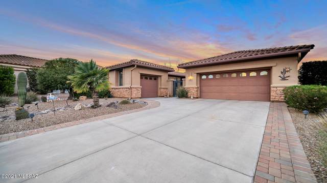 861 N Hale Drive, Green Valley, AZ 85614 (#22107885) :: The Local Real Estate Group | Realty Executives