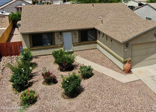 1828 W Sauvignon Drive, Tucson, AZ 85746 (#22110425) :: Kino Abrams brokered by Tierra Antigua Realty