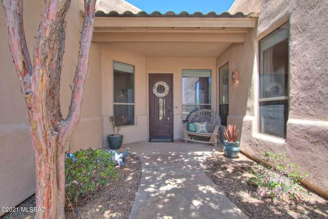 11775 N Copper Ridge Place, Oro Valley, AZ 85737 (#22113063) :: Tucson Property Executives