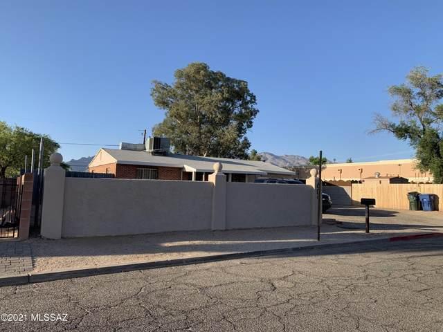 609 E Pastime Road, Tucson, AZ 85705 (#22113150) :: The Local Real Estate Group | Realty Executives