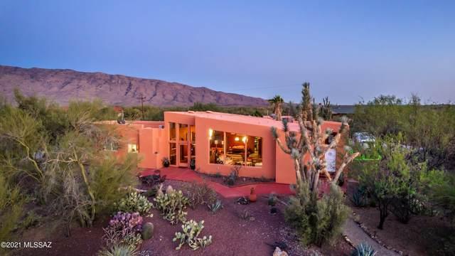 105 N Avenida Javalina, Tucson, AZ 85748 (#22113237) :: The Local Real Estate Group | Realty Executives