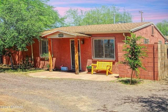 2533 E Glenn Street, Tucson, AZ 85716 (#22113611) :: Gateway Partners International