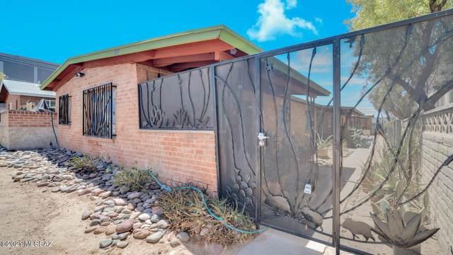 840 E 10Th Street, Tucson, AZ 85719 (#22113700) :: The Local Real Estate Group | Realty Executives
