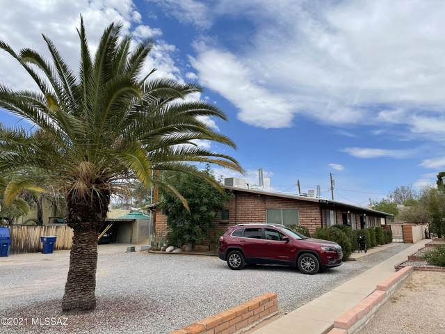 230 N Campbell Avenue, Tucson, AZ 85719 (#22114281) :: The Local Real Estate Group | Realty Executives