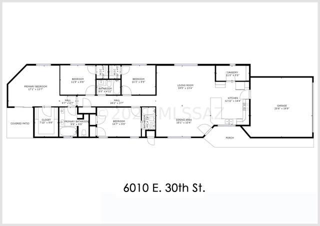 6010 E 30Th Street, Tucson, AZ 85711 (#22115108) :: Tucson Real Estate Group