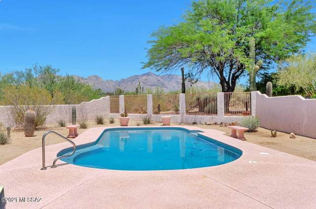 6101 N Panorama Place, Tucson, AZ 85704 (MLS #22115148) :: The Property Partners at eXp Realty