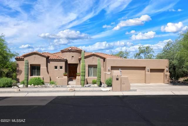 5105 N Coronado Vistas Place, Tucson, AZ 85749 (#22118436) :: The Josh Berkley Team