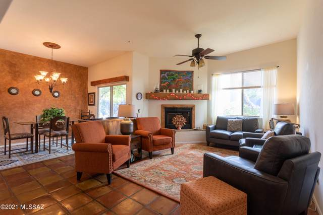 11796 N Mineral Park Way, Oro Valley, AZ 85737 (#22119234) :: Long Realty - The Vallee Gold Team
