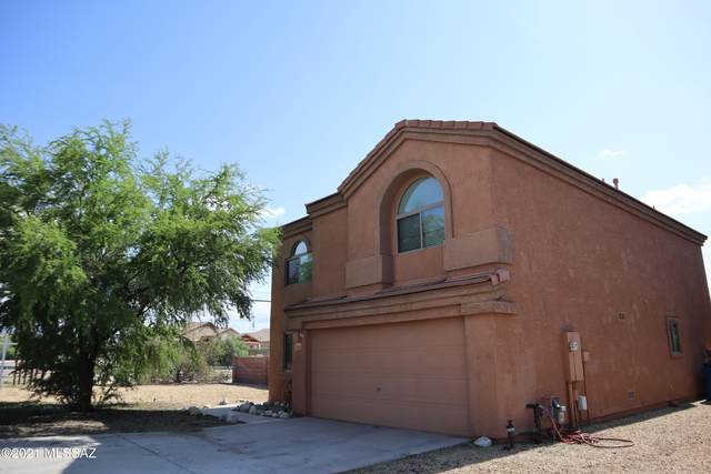 760 S Porter Routh Place, Vail, AZ 85641 (#22119546) :: Kino Abrams brokered by Tierra Antigua Realty