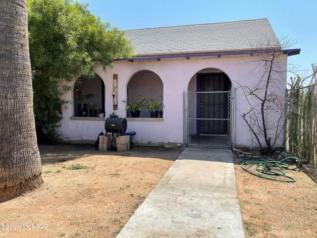 1602 E 9Th Street, Tucson, AZ 85719 (#22121252) :: Keller Williams