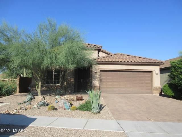 8158 N Circulo El Palmito, Tucson, AZ 85704 (#22123613) :: The Dream Team AZ