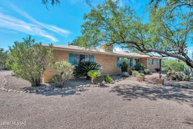 1060 W Wanda Vista Road, Tucson, AZ 85704 (MLS #22123951) :: The Property Partners at eXp Realty